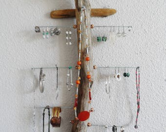 Wall Organizer Driftwood large format