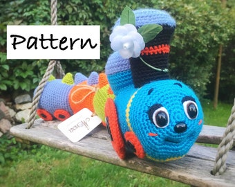 Monoxa Crochet Toys