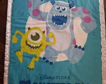 332dae38b Monster's Inc. Baby/toddler blanket