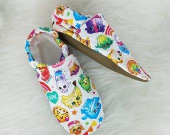 Shopkins Soft Sole Shoes