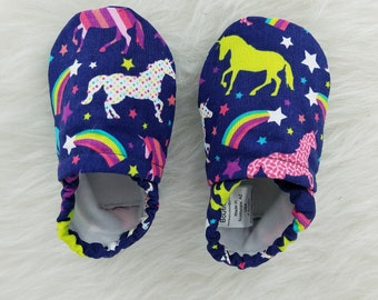 Unicorn Soft Sole Shoes