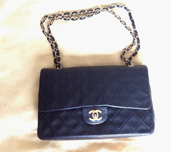 Chanel Handbag (early 1990's)