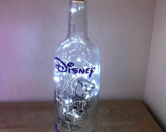 Mrs Potts light up bottle