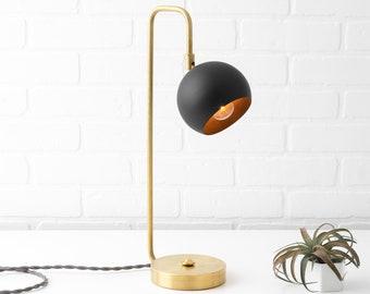 Mid Century Desk Lamp Etsy