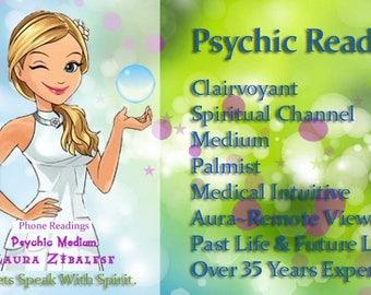 3 Question Psychic Reading Written