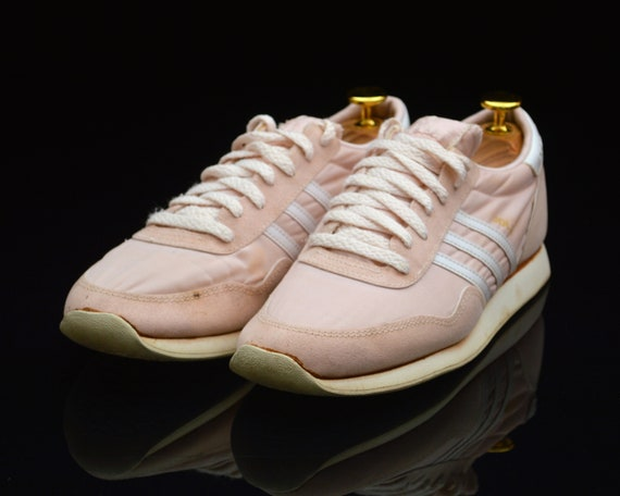 80s ADIDAS 'Jolly' Running Shoes size UK 6 womens runners sneakers vintage trainers 1985
