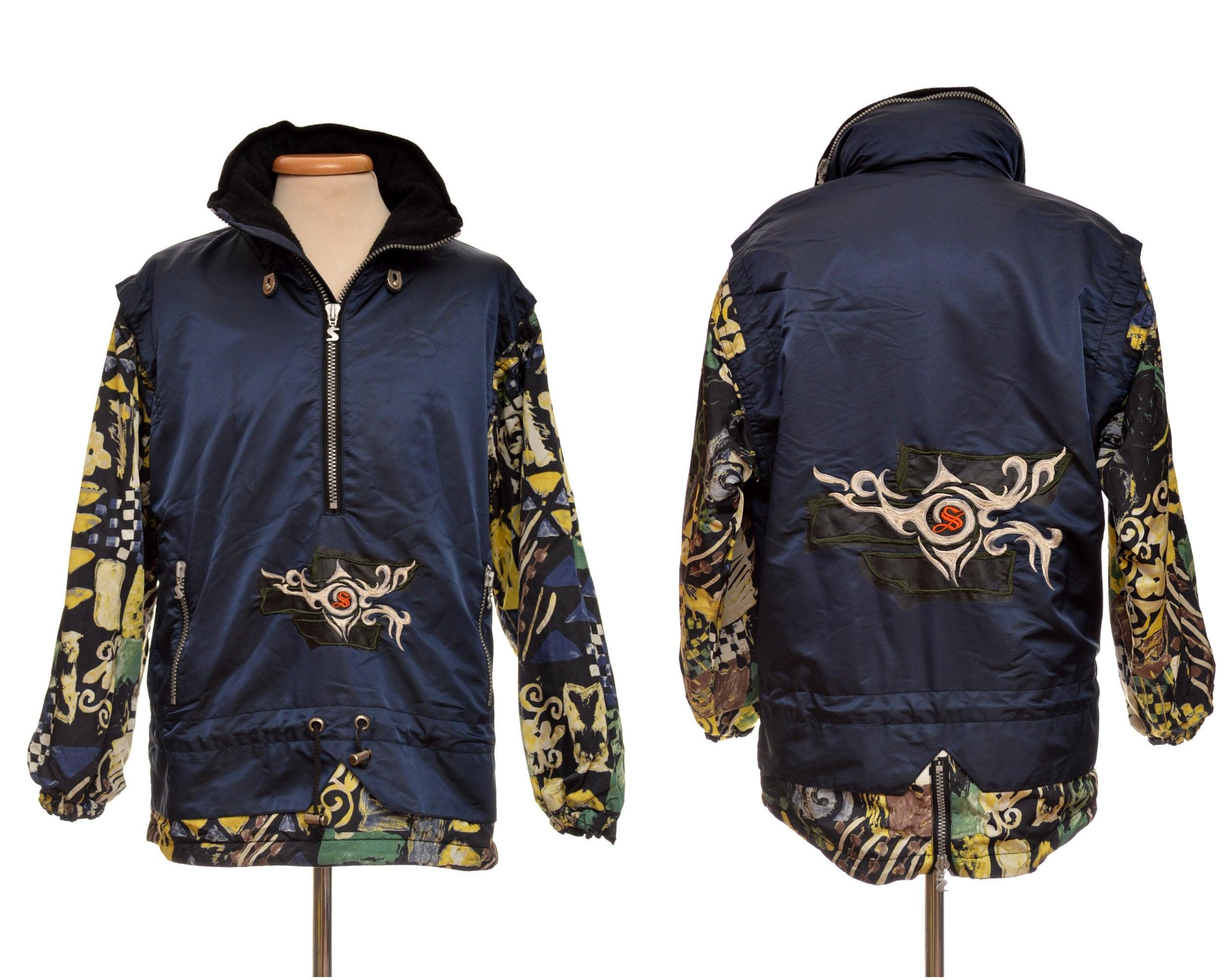 4b409b0aa5 80s 90s SKI JACKET by Sportalm Austria   part ski suit   size