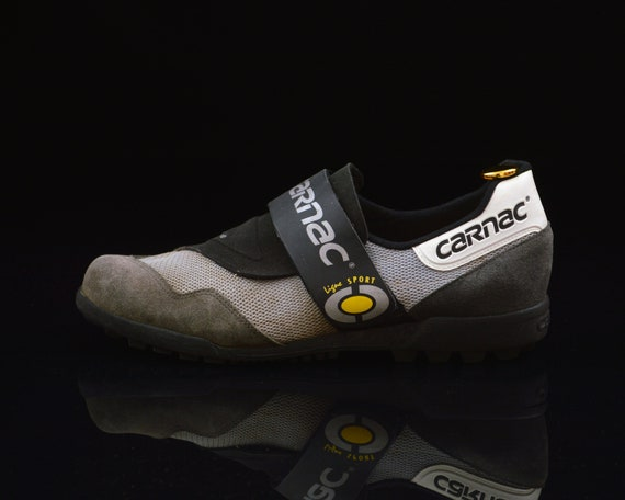 90s CARNAC mtb spd CYCLING SHOES for mountainbike size Eur 42, us 9, uk 8 made in France