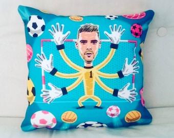 David de Gea Safe Hands cushion
