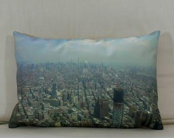 Cushion: New York/Manhattan by day