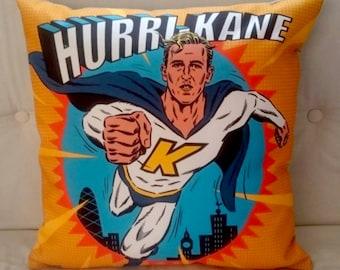 Harry Kane Hurri-kane cushion