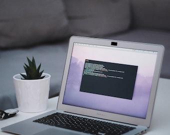 Macbook Webcam Cover Decal