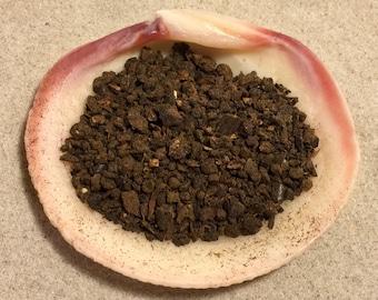 Organic Dehydrated Chicken Manure ~ Hermit Crab Food