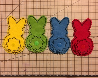 Colour match Bunny and Tail