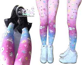 24b3c93e9da Kawaii world - Leggings Tights - kawaii sweet