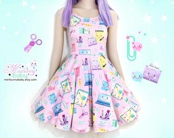 87ecb32050 Kawaii school - skater dress