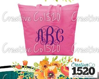 Vine Monogrammed Tote Bag | Custom Tote Bag | Tote Bag Wedding | Bridesmaid Tote | Bridesmaid Gift | Tote Bag Bride | Bridesmaid Gift Idea