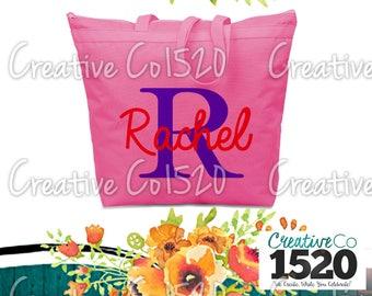Name Custom Tote Bag | Custom Tote Bag | Tote Bag Wedding | Bridesmaid Tote | Bridesmaid Gift | Tote Bag Bride | Bridesmaid Gift Idea