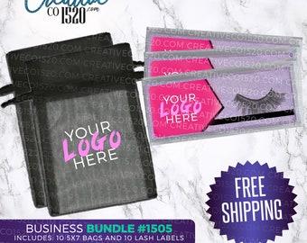 442b45472cf Lash Business Starter Package, Mink Eyelash Business, Lash Case Label, Lash  Business, Mink Lashes Case Stickers