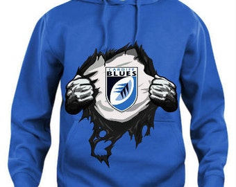 Cardiff Blues Rugby Hoody