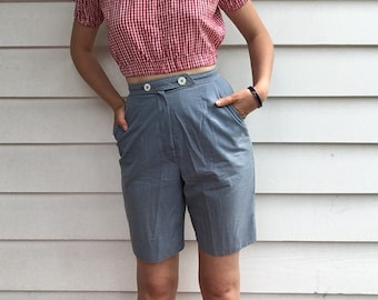1960's Vintage Bermuda Shorts