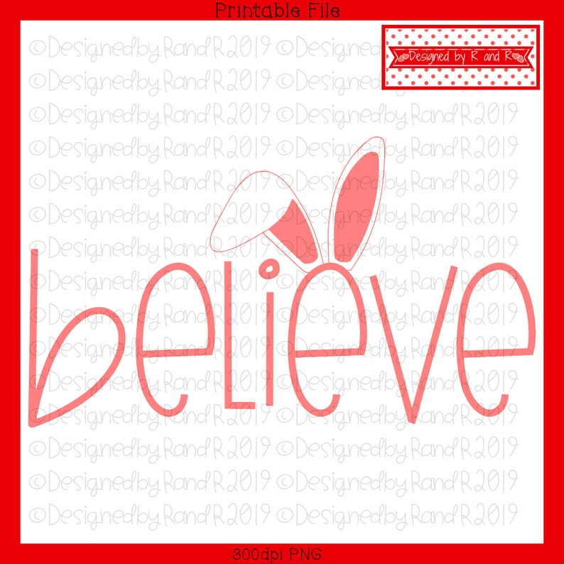 graphic relating to Bunny Ears Printable identified as Consider With Bunny Ears Printable Style, PNG Printable Report, Sublimation Print, Printables, Feel, Easter Printable, Bunny Printable