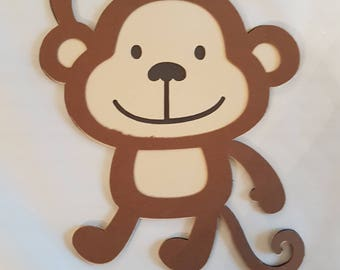 Monkey Favour Tags