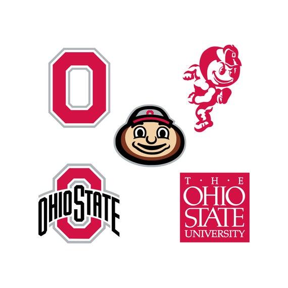 Ohio State Buckeyes Svg Ohio State University Cutting Files Etsy