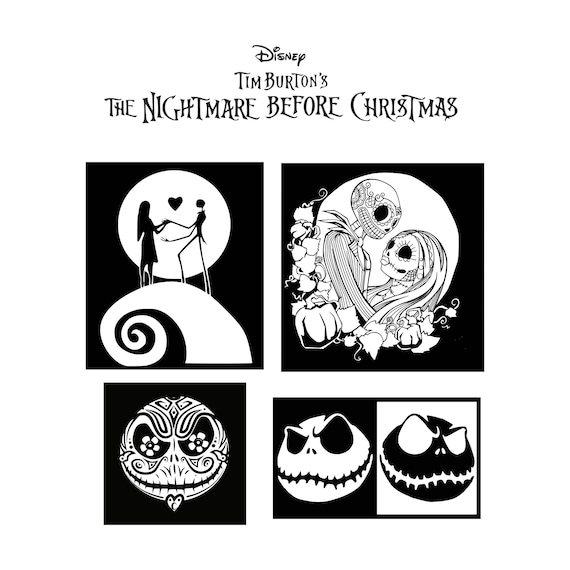 The Nightmare Before Christmas Items
