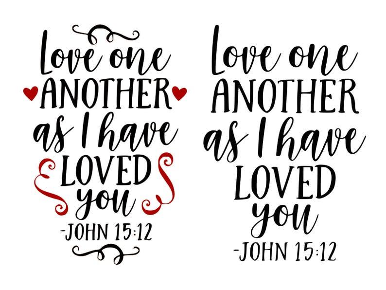 christian view on saying i love you