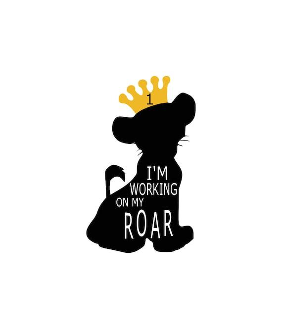 Lion King Svg Simba Svg Lion Svg Disney Svg Disney Files Etsy