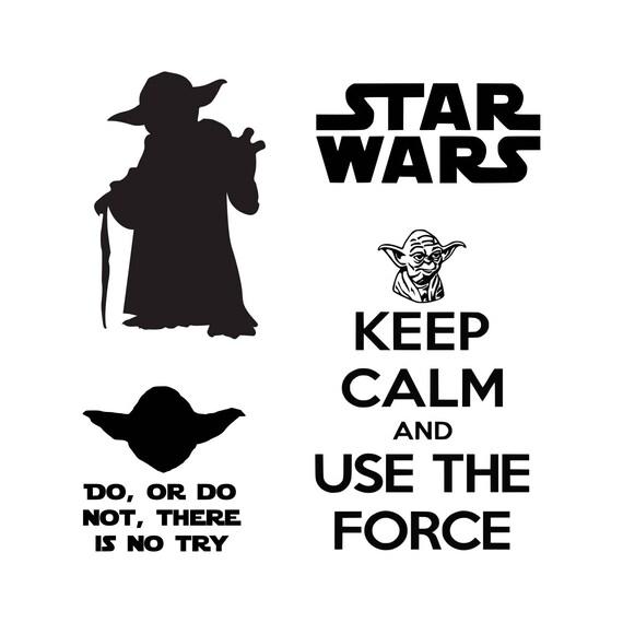 Star Wars Svg Meister Yoda Svg Svg Dxf Png Vektor Geschnitten Datei Cricut Design Silhouette Schablone Aufkleber Vinyl Wärme übertragen Eisen Papier