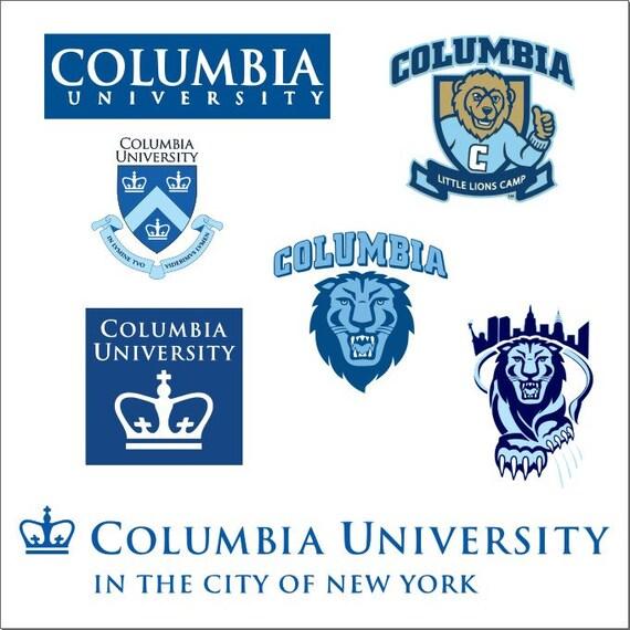 State University svg Université Columbia Columbia Lions svg téléchargement numérique pour camée ou Cricut svg png eps dxf fichiers svg