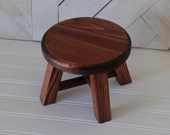 Small Stool Etsy