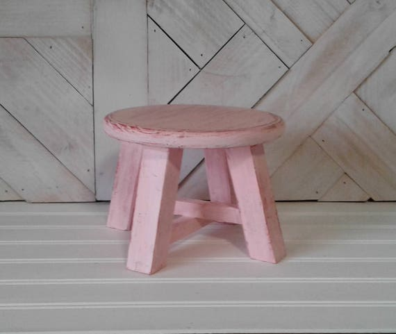 Pleasant Six Inch Diameter Plant Stand Smash Cake Stand 18 Inch Doll Chair Small Stool 4 Legged Too Small For A Child To Sit On Caraccident5 Cool Chair Designs And Ideas Caraccident5Info