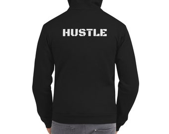 Move Forward Scrawl Hoodie Regret Nothing Hoodie Men S M L XL 2x Hustle Hoodie Move Forward Hoodie Her Gift for Men