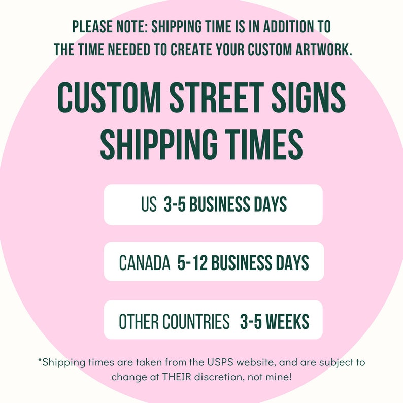 Personalized Street Signs Photo Print You Frame