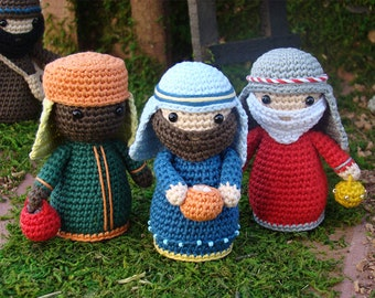 Nativity scene Three Kings, Three Wise Men