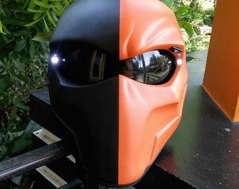 a32eb95d New 2018 Custom Deathstroke Real Motorcycle Helmet