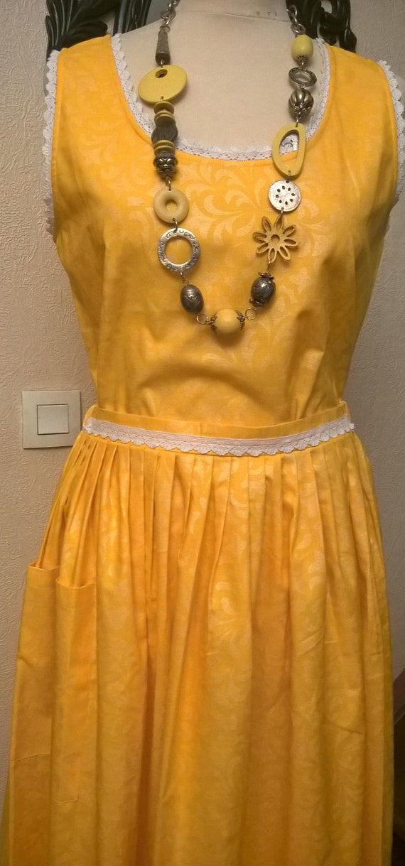cotton yellow women in Skirt and top and tank clothing France women lace gift white Made wSURIUqCx