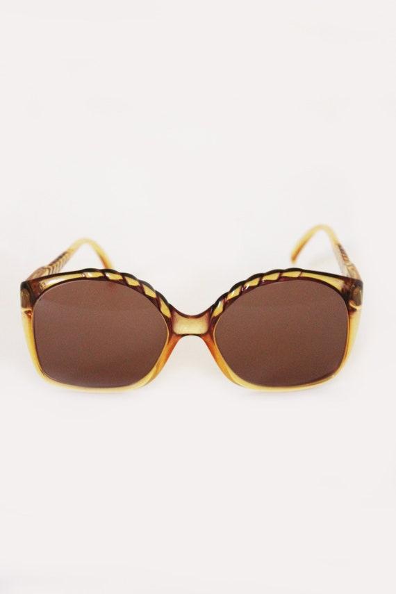 Vintage 1980's Christian Dior 2053-80 sunglasses