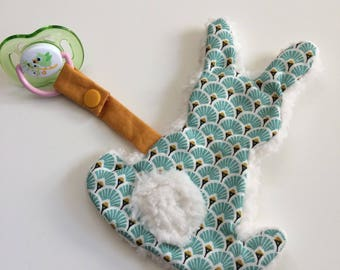 Pacifier toy Bunny