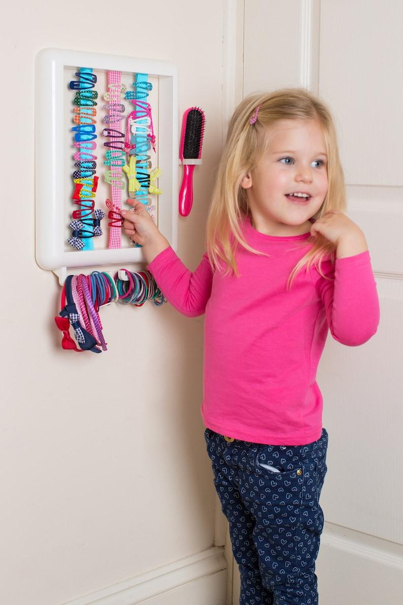 Hair Accessories Organiser Hair Clip display Hair Bow image 0