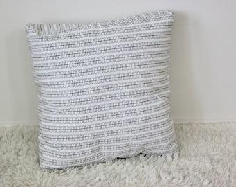 Floor Pillow, Meditation Pillow, Black and White, Nate Berkus, Pouf, Giant Floor Pillow, Pillow, Bean bag, Modern Decor,  Floor Cushion