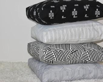 Set of 4 Floor Pillows, Floor Pillow, Giant Pillow, Floor Cushion, Meditation Pillow, Nate Berkus, Buy More and Save