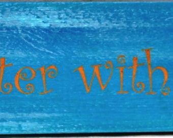 Life is better with a beach! Wall Decor