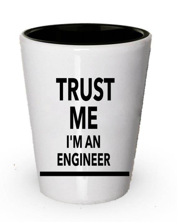 Shot glass engineering Engineer Shot Glass Engineering shot glass Engineer gifts