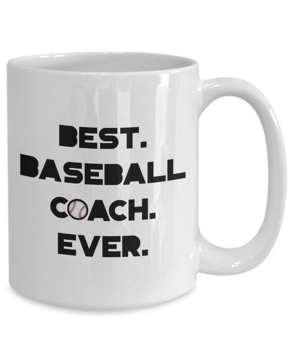 Novelty... Funny Insulated Tumbler Coach Thank You Gift Softball Travel Mug