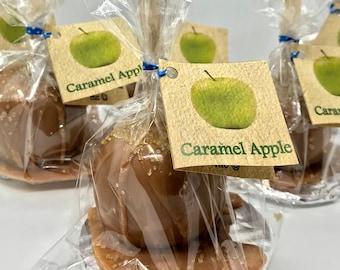 Caramel Apple Glycerin Soap