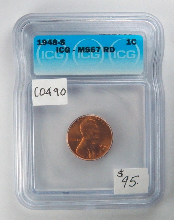 NGC MS67 1943 Lincoln Wheat Steel Cent GEM++ BRILLIANT UNCIRCULATED STEEL